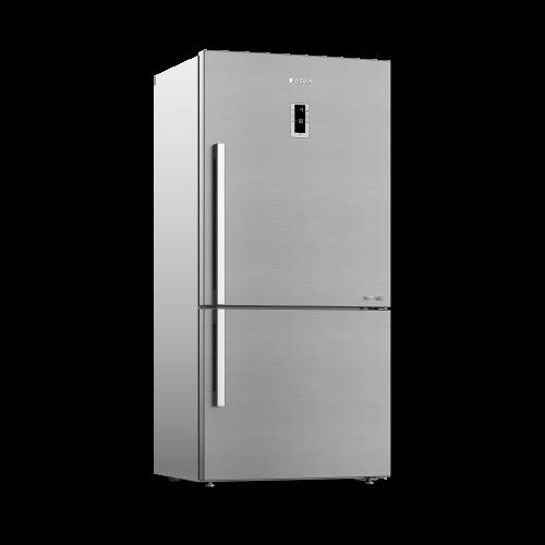 Arçelik 284630 EI No-Frost Çift Kapılı İnoks Buzdolabı