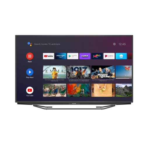 "8 Serisi Android A50 B 880 B / 4K 50"" 126 Ekran TV"