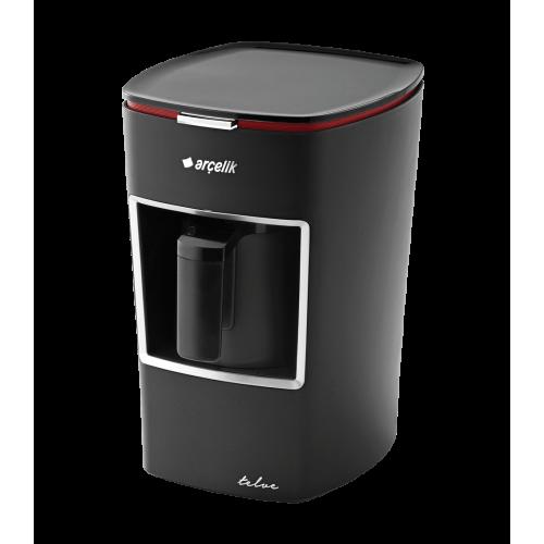 Arçelik K 3300 Siyah Mini Telve Türk Kahve Makinesi